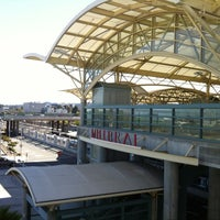 Photo taken at Millbrae BART Station by Masashi S. on 10/7/2012
