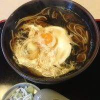 Photo taken at 筑波やぶ by Masashi S. on 1/22/2013