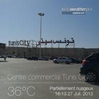 Photo prise au Centre Commercial Tunis City par Semia . le7/27/2013