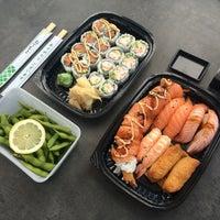 Photo taken at David & Sushi by Casper H. on 8/4/2016