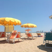 Photo taken at Beach by Lia M. on 7/22/2013