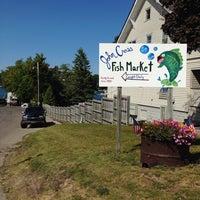Photo taken at John Cross Fish Market by Liz W. on 8/16/2014