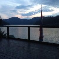 Das Foto wurde bei Sakinaw Lake von Don W. am 8/2/2013 aufgenommen