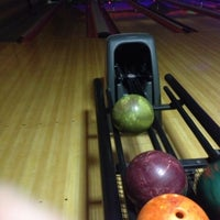 Photo taken at Bowling Castelletto Ticino by Vincenzo B. on 8/23/2014