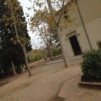 Foto tirada no(a) Jardins de Can Sentmenat por Flubi A. em 11/10/2013