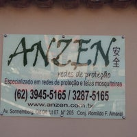 Photo taken at Anzen Redes de protecao by Emerson F. on 7/11/2013