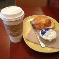 Photo taken at Panera Bread by Taha B. on 5/28/2013
