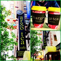 Photo taken at Argo Tea by Brit on 5/27/2013