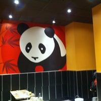 Photo taken at Panda Express by Sergio P. on 6/15/2013