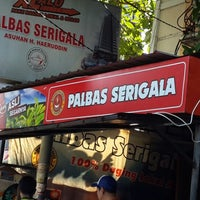 Photo taken at Palbas Serigala by Andrian A. on 11/23/2013
