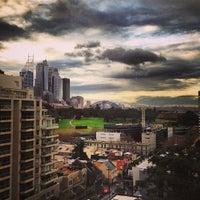 Photo taken at The Sydney Boulevard Hotel by Pélé T. on 7/9/2013
