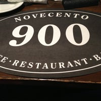 Photo taken at Novecento by Javier R. on 11/22/2012