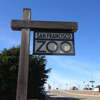 Photo taken at San Francisco Zoo by Javier R. on 1/18/2013