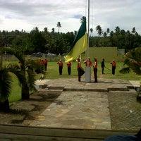 Photo taken at Kantor Bupati Minahasa Selatan by Marina W. on 8/10/2013