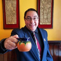 Photo taken at Taqueria Los Portales by Rogers Park Chamber of Commerce on 5/15/2017