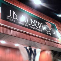Photo taken at J.B. Alberto's Pizza by Rogers Park Chamber of Commerce on 10/20/2016