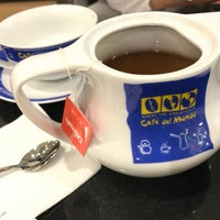Photo taken at Coffee World by Beer P. on 8/28/2017