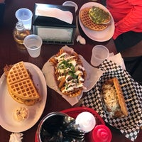Photo taken at Butter And Zeus Waffle Sandwiches by Sheila H. on 5/14/2017
