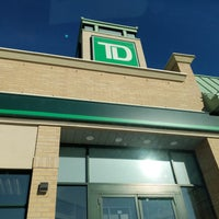 Photo taken at TD Canada Trust by Anna Y. on 12/28/2017