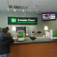 Photo taken at TD Canada Trust by Anna Y. on 1/30/2017