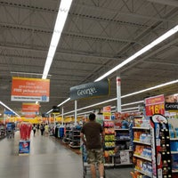 Photo taken at Walmart Supercentre by Anna Y. on 5/26/2018