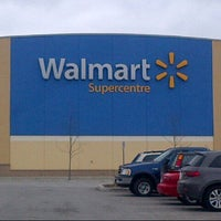 Photo taken at Walmart Supercentre by Anna Y. on 1/14/2013