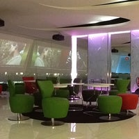 Photo taken at Lounge ANA by Richard C. on 11/1/2012