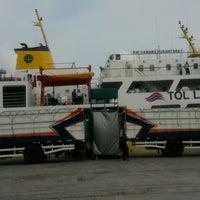 Photo taken at Terminal Penumpang Nusantara Pelabuhan Tanjung Priok by Aryani G. on 2/9/2016