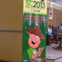 Photo taken at Badan Pusat Statistik RI by Aryani G. on 9/2/2013