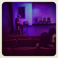 Photo taken at Magnet Theater by Zach S. on 5/7/2013