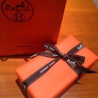 Photo taken at Hermès by Vee A. on 2/10/2015