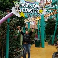Photo taken at Fairly Odd Coaster by Katheryn on 10/5/2017