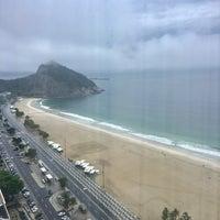Foto tirada no(a) Hilton Copacabana por Thiago S. em 10/23/2017