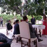 Photo taken at Hotel Parador de Almagro by Wes G. on 9/6/2014