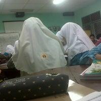 Photo taken at SMA Muhammadiyah 2 Yogyakarta by Aprillia N. on 11/2/2013