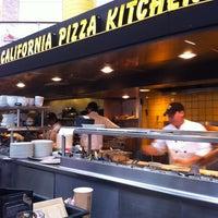 Photo taken at California Pizza Kitchen by Thiago S. on 4/27/2013