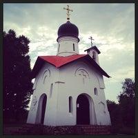 Photo taken at Ленино-Снегиревский военно-исторический музей by Даниил Х. on 6/5/2013