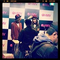 Photo taken at HMV ルミネ池袋店 by Akihiro Y. on 4/10/2015