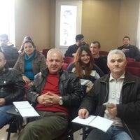 Photo taken at asya özel güvenlik by Gözde A. on 2/12/2015