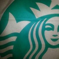 Photo taken at Starbucks by Creshaun J. on 2/21/2013