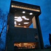 Photo taken at Herbert F. Johnson Museum of Art by Vitali G. on 11/27/2012
