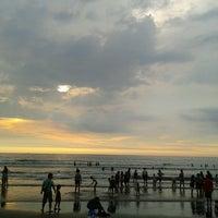 Photo taken at Mashagou Coastal Recreation Area by 麗爾 麗. on 7/28/2013