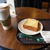 Photo taken at Starbucks (星巴克) by Shane H. on 1/31/2015