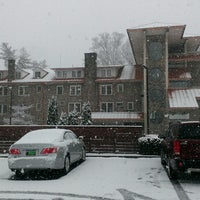 Photo taken at The Waynesville Inn Golf Resort & Spa by Eban S. on 2/10/2014