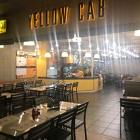 Photo taken at Yellow Cab Pizza Co. by Mel D. on 10/13/2017