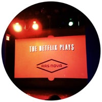 Photo taken at Ars Nova Theater by Lori W. on 1/31/2013