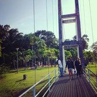 Photo taken at Somdet Phra Si Nakarin 95 Park by Sunan J. on 12/22/2013