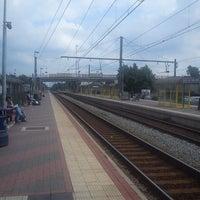 Photo taken at Station Heist-op-den-Berg by Cindy C. on 6/30/2013
