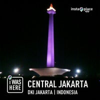 Photo taken at Monumen Nasional (MONAS) by Yulita S. on 5/14/2013
