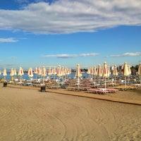Photo taken at Balux Beach by Ekaterina C. on 10/2/2013
